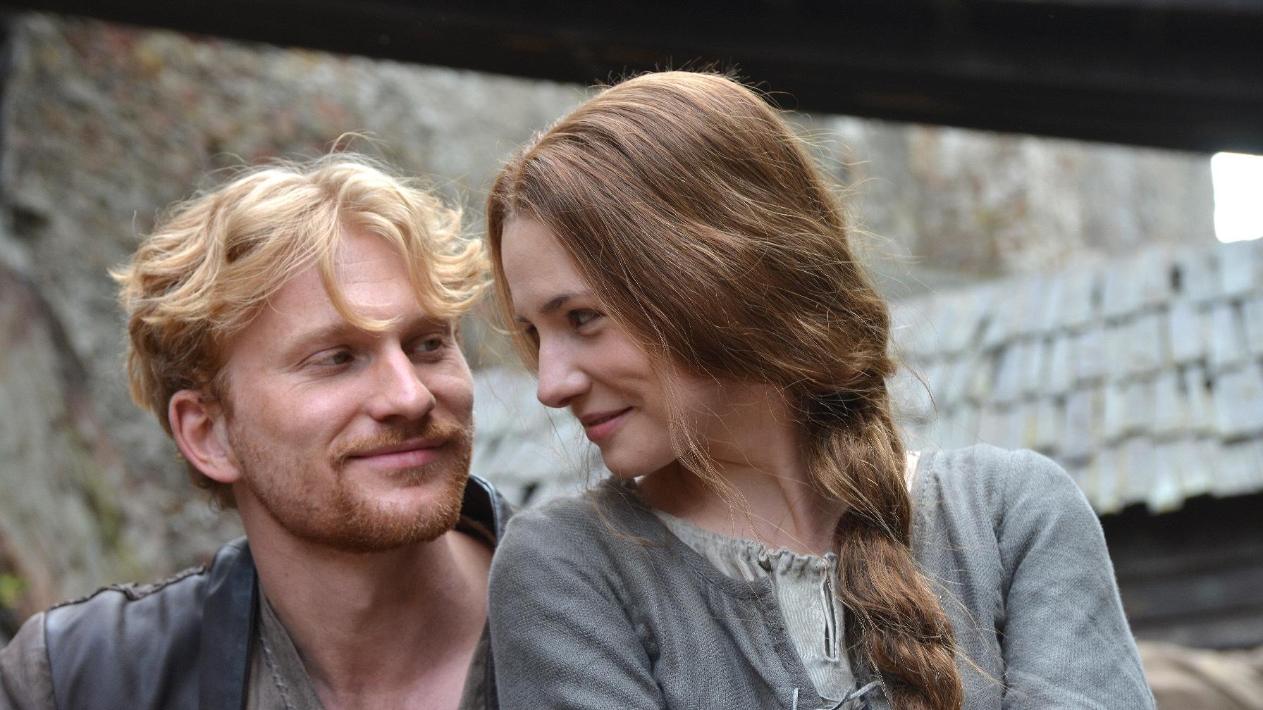 Die Pilgerin mit Lucas Prisor und Josefine Preuß