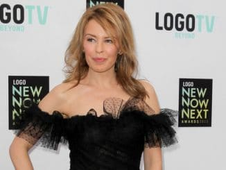 Kylie Minogue - 6th Annual Logo NewNowNext Awards - Arrivals
