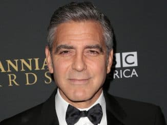 George Clooney - BAFTA Los Angeles 2013 Britannia Awards Presented by BBC America - Arrivals