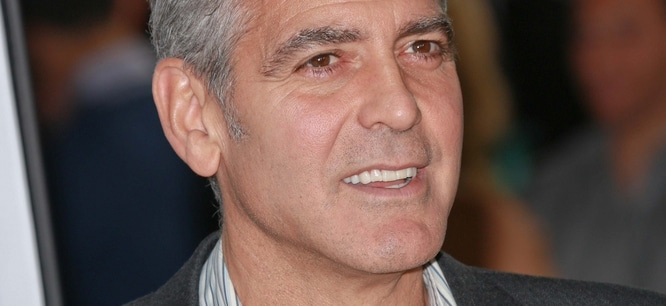 "George Clooney - AFI Fest 2013 - Gala Screening of ""August Osage County"""