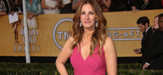 Julia Roberts - 20th Annual Screen Actors Guild Awards - Arrivals
