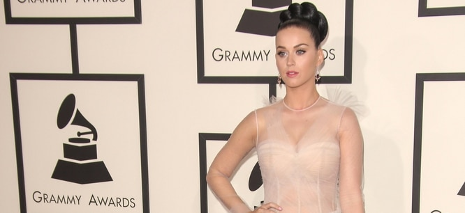 Katy Perry - 56th Annual Grammy Awards