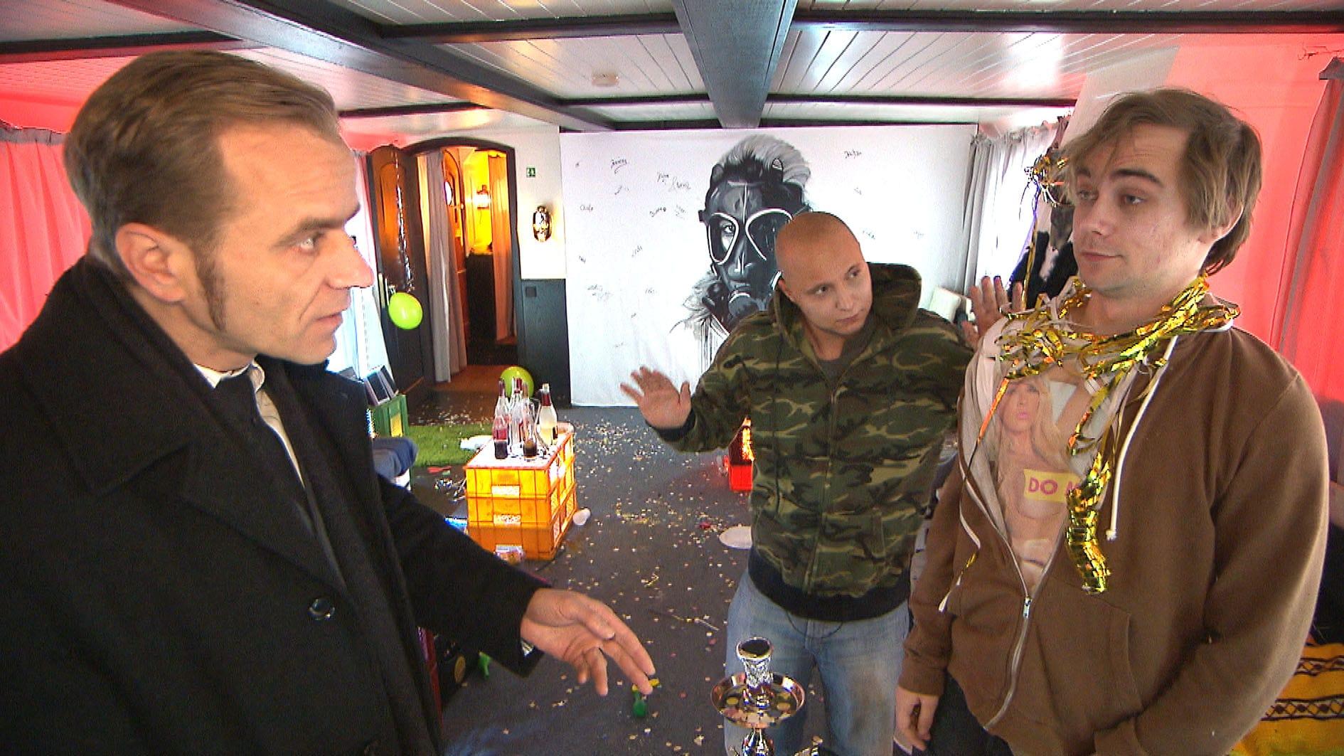 Berlin Tag und Nacht: Müssen Schmidti und Krätze jetzt schwitzen? - TV News