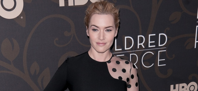 "Kate Winslet - ""Mildred Pierce"" New York City Premiere - Arrival"