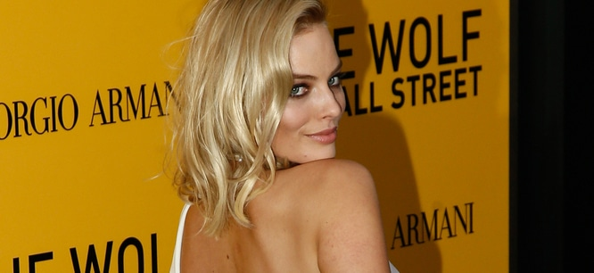 "Margot Robbie - ""The Wolf of Wall Street"" New York City Premiere - Arrivals"