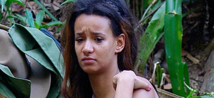 Dschungelcamp 2014: Gabby de Almeida Rinne und die Mücken! - TV News