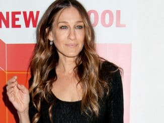 Sarah Jessica Parker - The New School University Center Grand Opening in New York City thumb