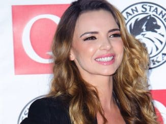 Nadine Coyle - Q Awards 2010 - Arrivals - Grosvenor House Hotel in Park Lane