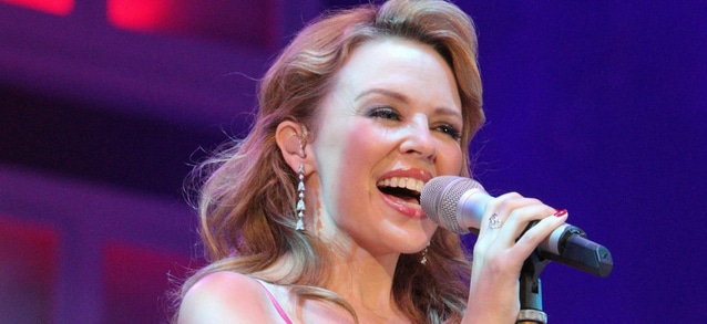 Kylie Minogue - BBC Proms in the Park 2012 at Hyde Park in London - September 8, 2012