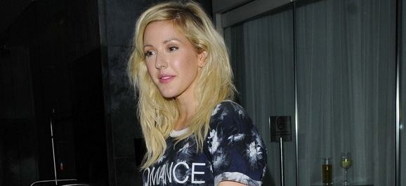 Ellie Goulding - London Fashion Week Spring/Summer 2014 thumb