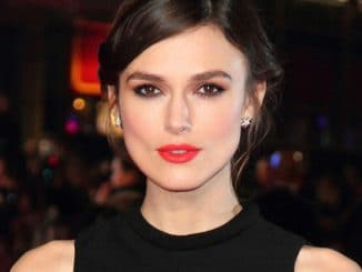 "Keira Knightley - ""Jack Ryan: Shadow Recruit"" UK Premiere - Arrivals"
