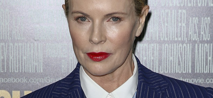 "Kim Basinger - ""Grudge Match"" New York City Screening Benefiting The Tribeca Film Institute - Arrivals"