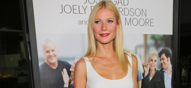 "Gwyneth Paltrow - ""Thanks for Sharing"" Los Angeles Premiere - Arrivals"