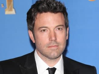 Ben Affleck - 71st Annual Golden Globe Awards - Press Room