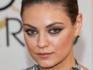 Mila Kunis - 71st Annual Golden Globe Awards