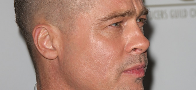 Brad Pitt - 25th Annual Producers Guild Awards - Arrivals