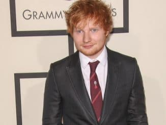 Ed Sheeran - 56th Annual Grammy Awards - Arrivals