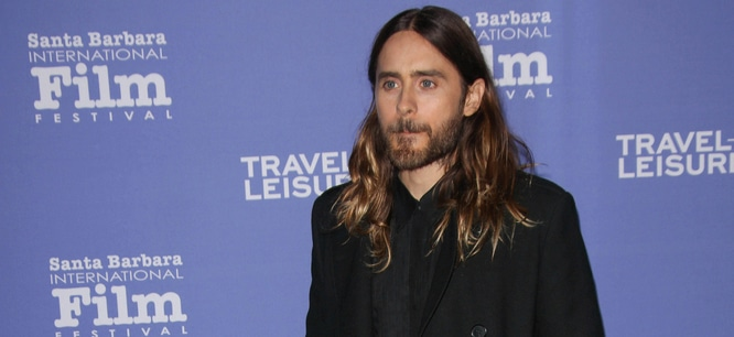 Jared Leto - 29th Annual Santa Barbara International Film Festival - Virtuosos Award Ceremony