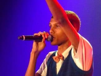 Stromae - NRJ Music Tour at Salle Wagram in Paris