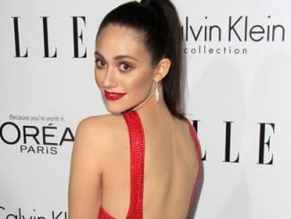 "Emmy Rossum - Elle Magazine 20th Annual ""Women In Hollywood"" Event - Four Seasons Hotel"