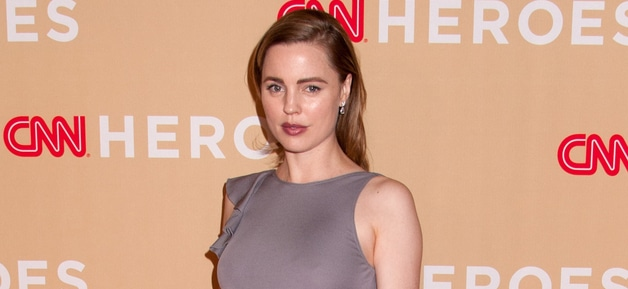 Melissa George - 2013 CNN Heroes: An All-Star Tribute - Arrivals - American Museum of Natural History - New York City