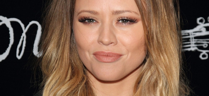"Kimberley Walsh - ""Once"" Musical UK Press Night - Arrivals"