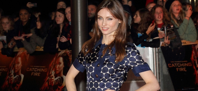 "Sophie Ellis-Bextor - ""The Hunger Games: Catching Fire"" World Premiere"