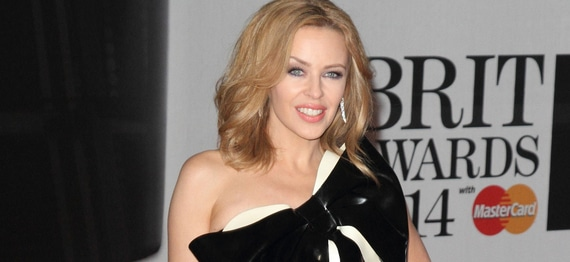 Kylie Minogue - BRIT Awards 2014 thumb