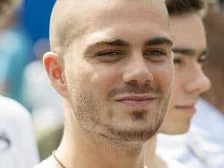 Max George - 17th Annual Arthur Ashe Kids' Day Stadium Show