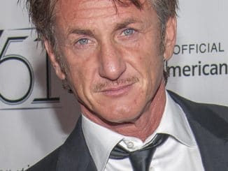 Sean Penn - 51st Annual New York Film Festival