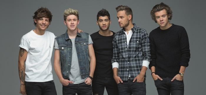 """""""One Direction"""": """"A Great Big World"""" sind Fans! - Promi Klatsch und Tratsch"""