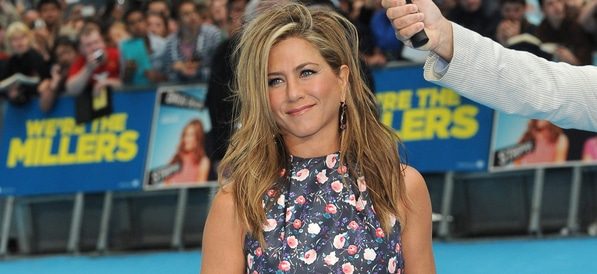 "Jennifer Aniston - ""We're the Millers"" UK Premiere thumb"