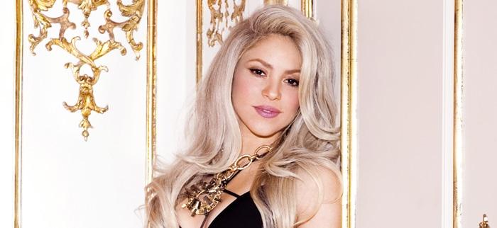 Shakira thumb