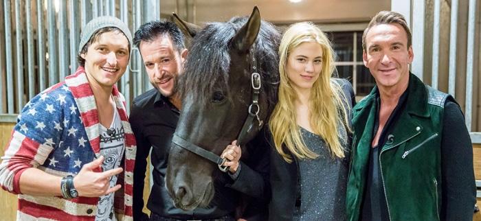 """""""Das perfekte Promi Dinner"""" mit Larissa Marolt, Marco Angelini, Jochen Bendel und Michael Wendler - TV News"""