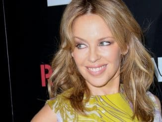 Kylie Minogue - 4th Annual Roc Nation Pre-GRAMMY Brunch thumb