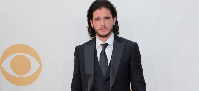Kit Harington - 65th Annual Primetime Emmy Awards - Arrivals