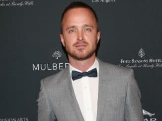 Aaron Paul - BAFTA Los Angeles 2014 Awards Season Tea Party - Arrivals