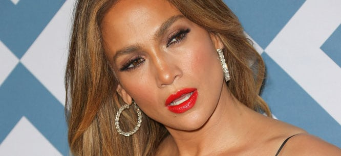 Jennifer Lopez - 2013 TCA Winter Press Tour - FOX All-Star Party