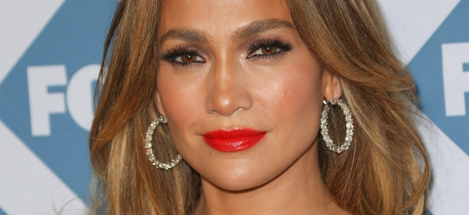 Jennifer Lopez - 2013 TCA Winter Press Tour - FOX All-Star Party - Arrivals