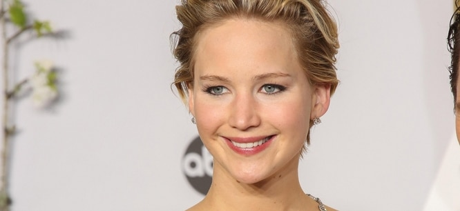 Jennifer Lawrence - 86th Annual Academy Awards - Press Room