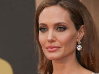 Angelina Jolie - 86th Annual Academy Awards - Arrivals - Hollywood & Highland Center