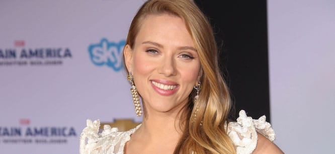 "Scarlett Johansson - ""Captain America: The Winter Soldier"" Los Angeles Premiere - Arrivals"