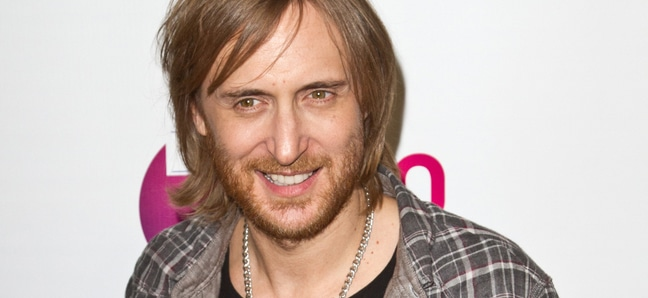 David Guetta - Z100's Jingle Ball 2011 - Press Room