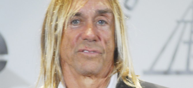 Iggy Pop - The Stooges - The Rock and Roll Hall of Fame Presents The 2010 Induction Ceremony thumb