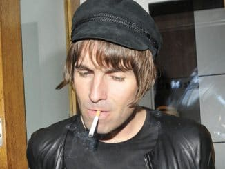 Liam Gallagher - Pretty Green Pop-Up Shop Launch Reception