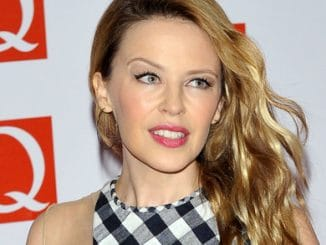 Kylie Minogue - The Q Awards 2012 - Arrivals