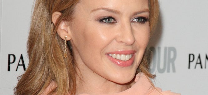Kylie Minogue - Glamour Women of the Year Awards 2013