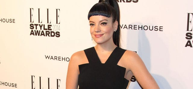 Lily Allen - Elle Style Awards 2014 thumb