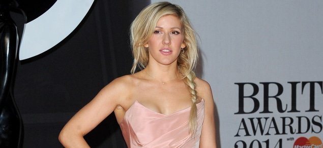 Ellie Goulding - BRIT Awards 2014