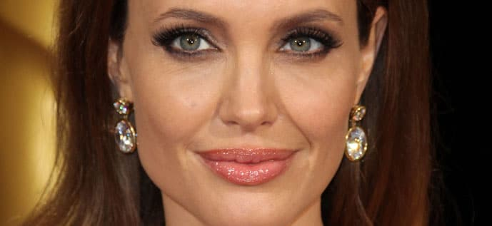 Angelina Jolie - 86th Annual Academy Awards thumb